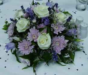 Table Posy Arrangement
