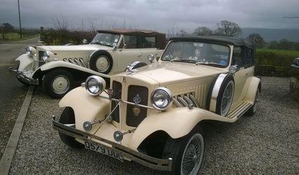 Appledine Wedding Car Hire 1