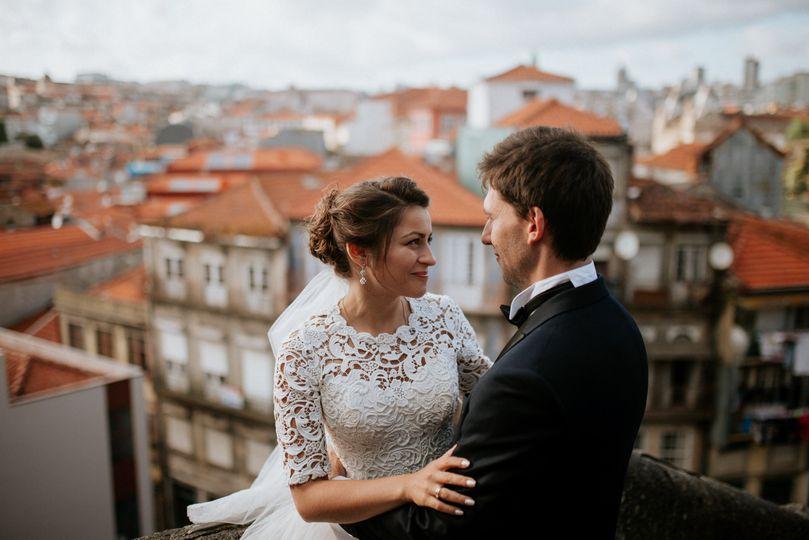 Wedding in Porto