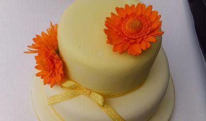 Vintage Cupcake 1