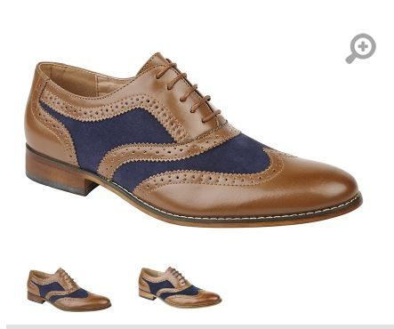 Shoes, from £35