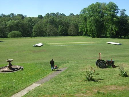 Cricket Field