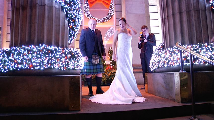 Ruth & Alastair