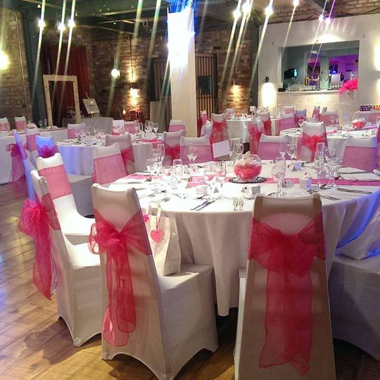 Wedding Reception Venues Hull: Trinity Hotel