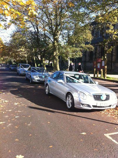 Wedding Car Hire Newcastle