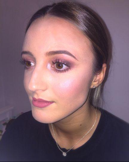 Bridesmaid/Bridal Makeup