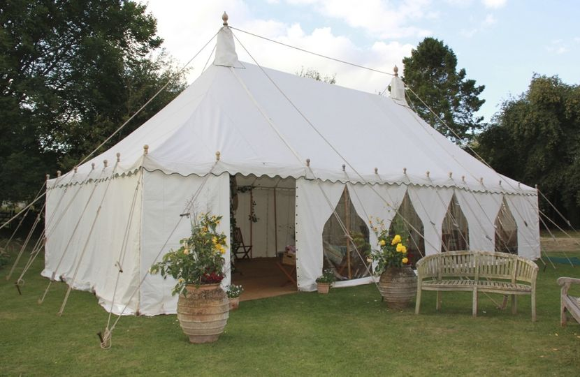 'Big Top' marquee