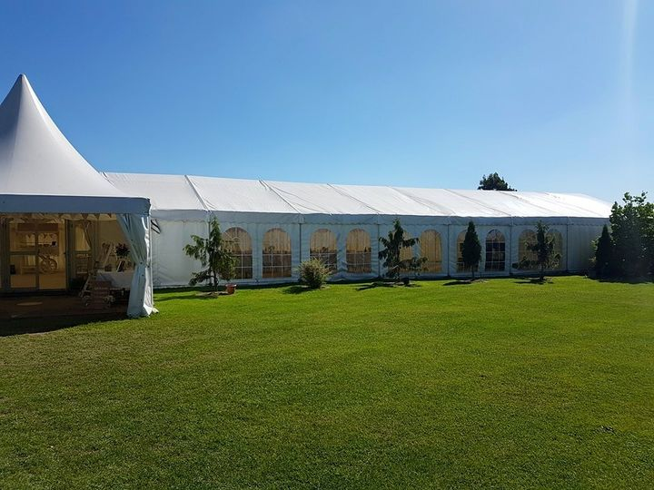 Our Clearspan Marquee