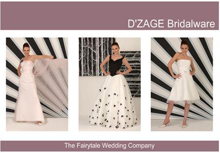 D'ZAGE Wedding Dresses