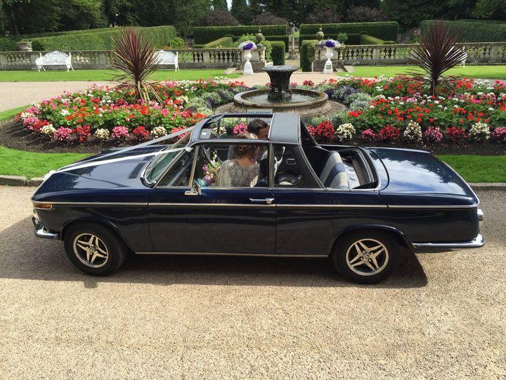 Northumbria Classic Car Hire Newcastle Upon Tyne