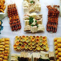 The Foodie Room Catering and Events
