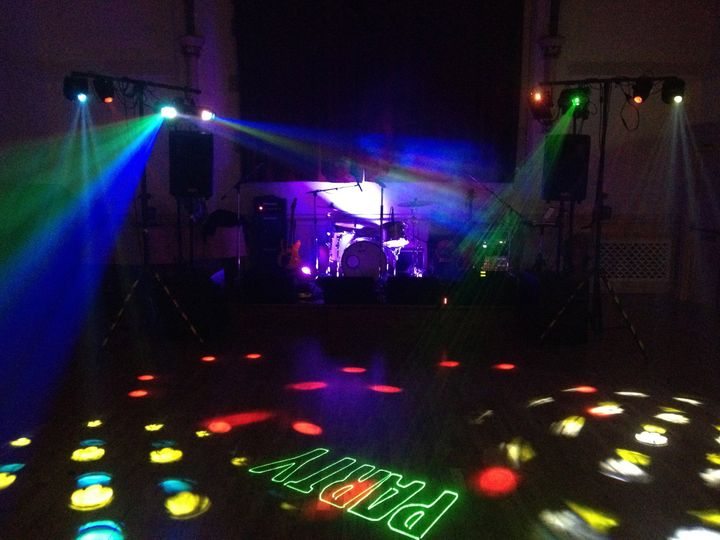 Dancefloor Lights