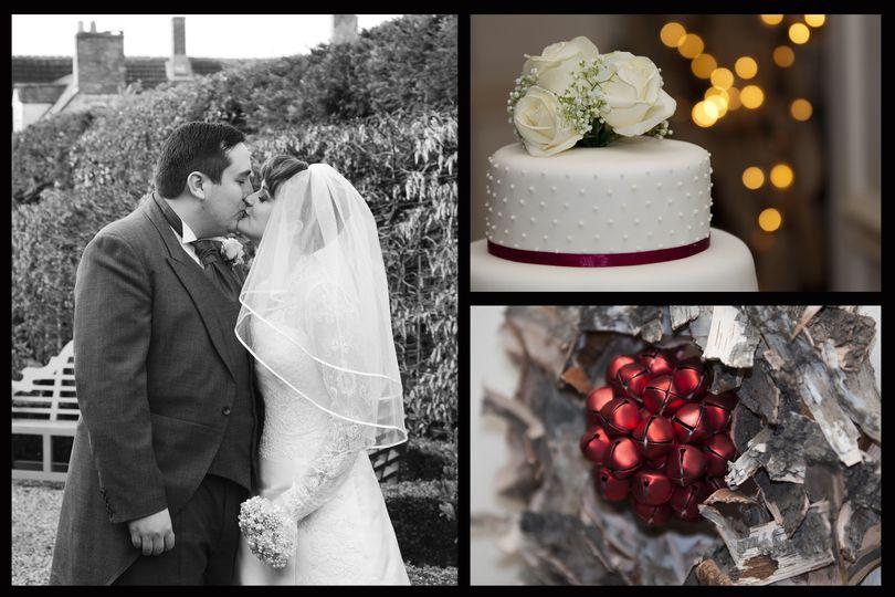 Moreton on Marsh wedding