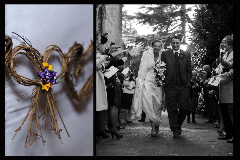 Oxfordshire wedding