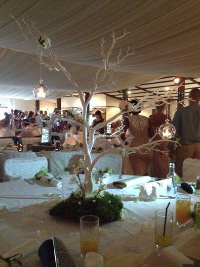 Wedding décor