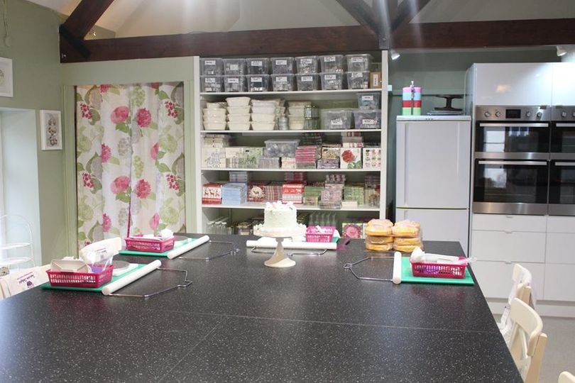 Another Photo of Cake School