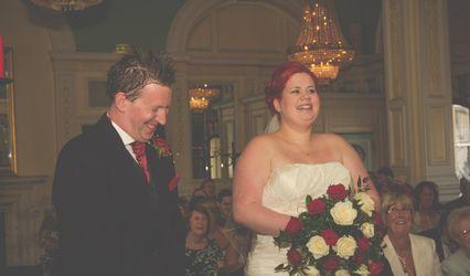 Shell & Paul's wedding