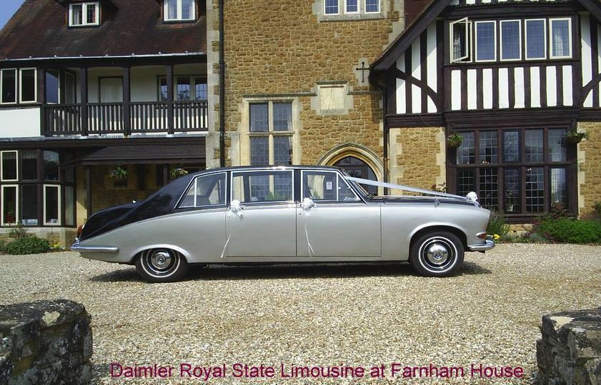 Daimler DS420 Royal State Limousine