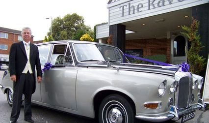 The John Walsh Wedding Car Company