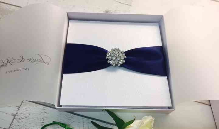 Boxed wedding invitations uk