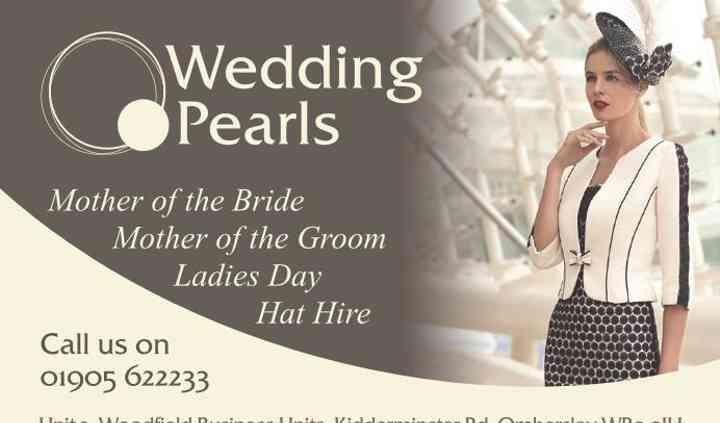 Wedding Pearls Worcestershire