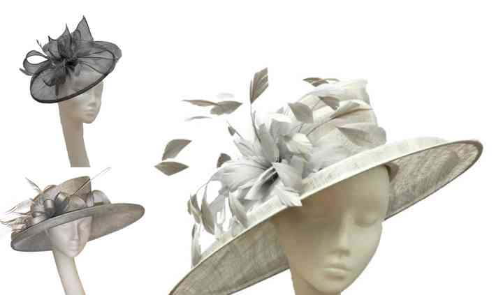 Hats for a wedding