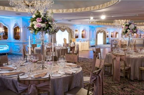 Sashes and covers to match your wedding style
