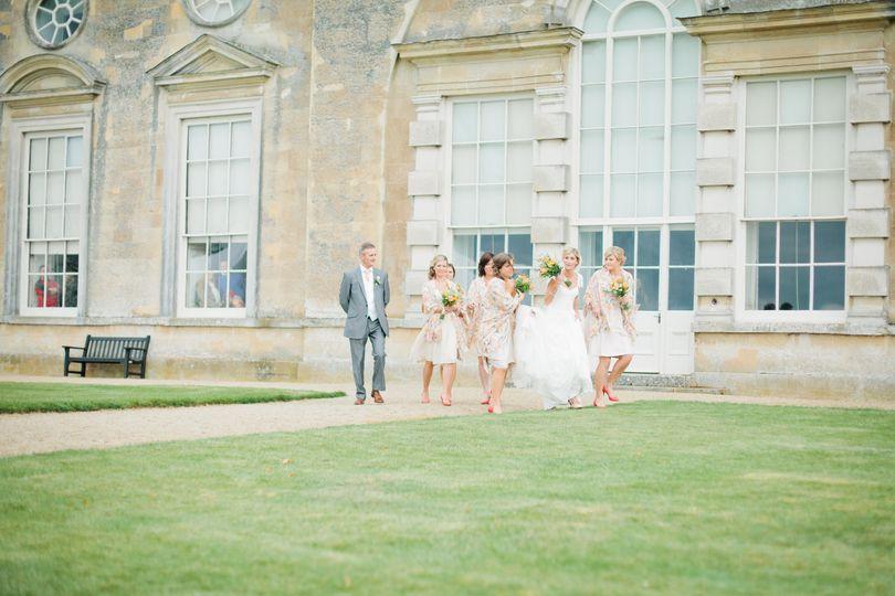 Claydon House Wedding