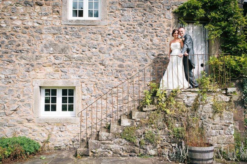Inn at Whitewell Wedding 2