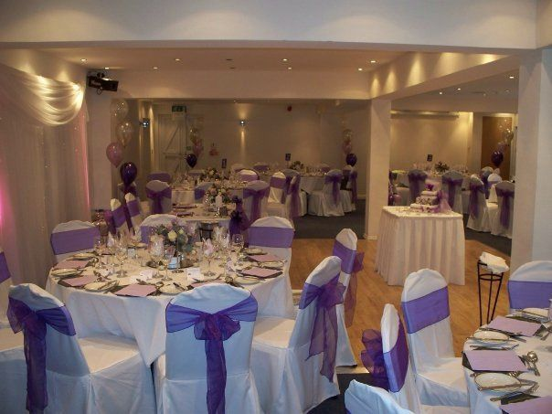 Wedding room - Cambridge Hotel Horley