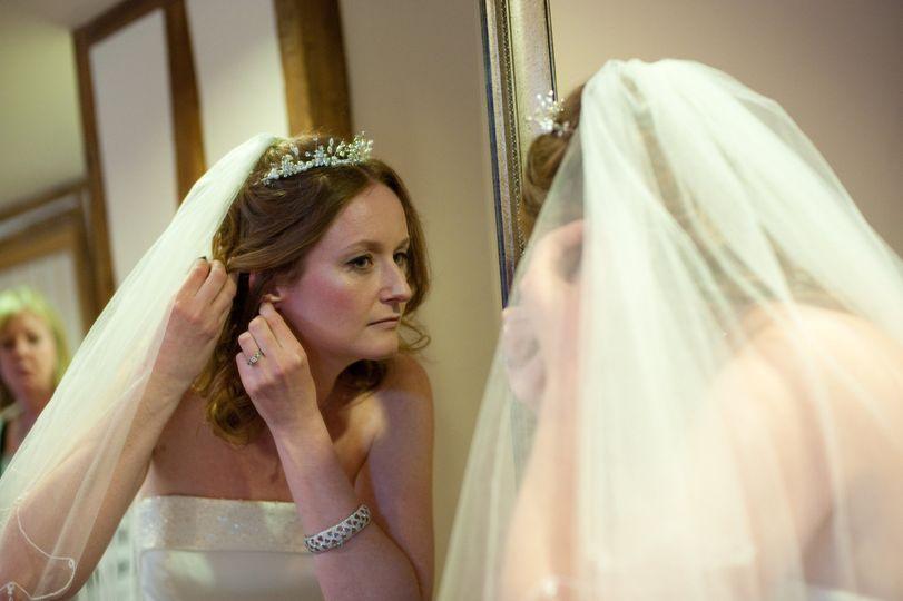 Natalie, wedding in Swindon