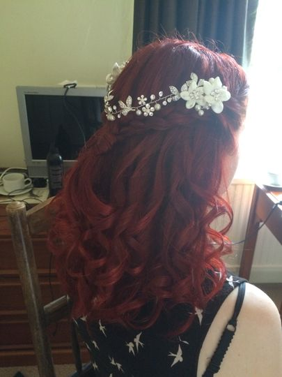Wedding practice