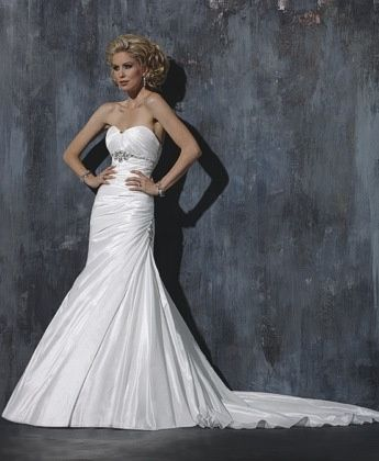 Wedding Dresses From Elizabeth McQueen Bridal