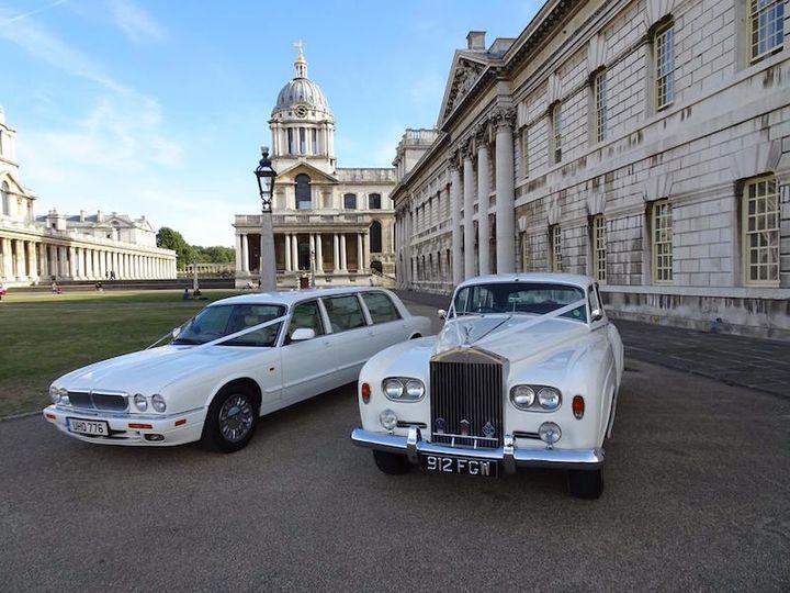 Silver Cloud & X3000 Daimler