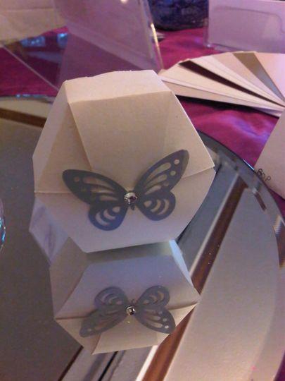 Stillness Favour Box
