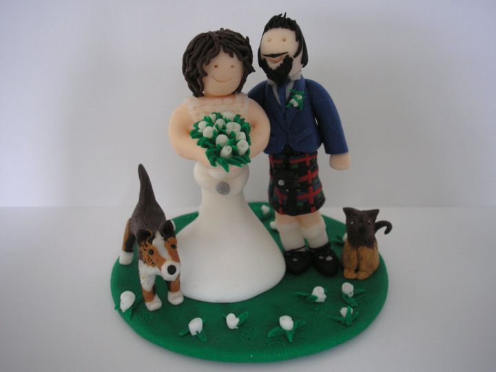 wedding cake toppers cats uk groom cat from cake toppers by jool photo 31 26435