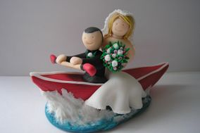 Cake Toppers by Jool