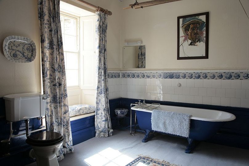 Smedmore House bathroom