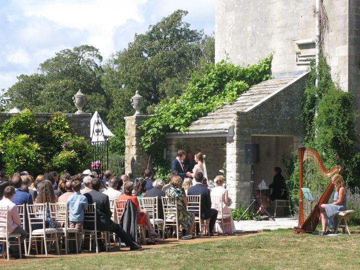 Smedmore House garden