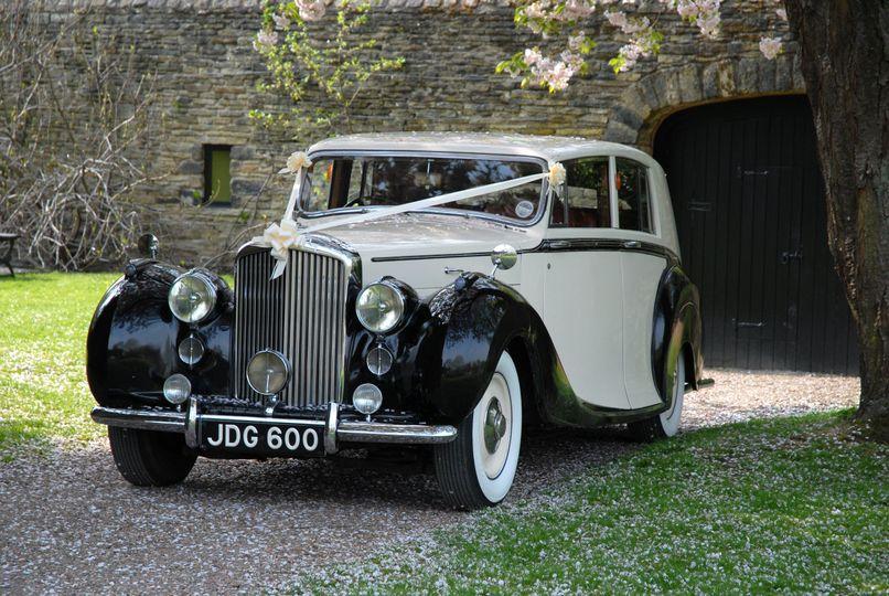 1950 Bentley Mk6