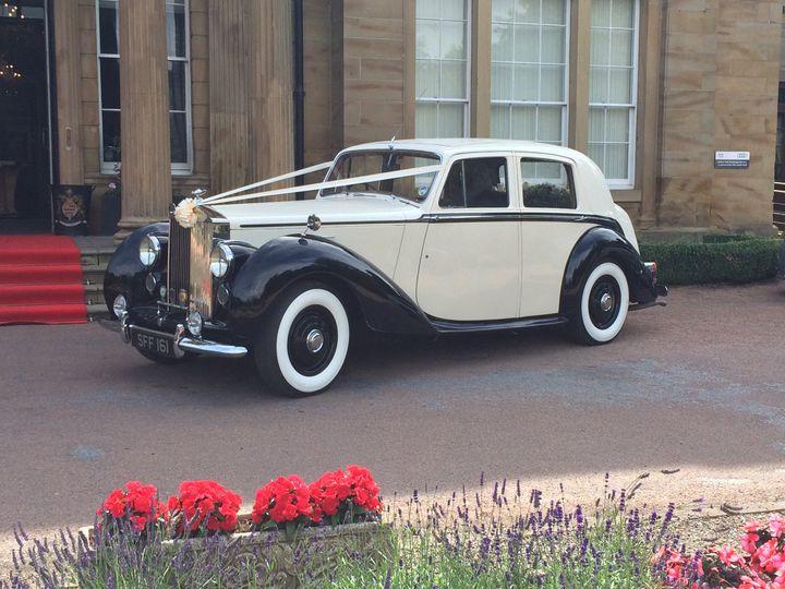 1950 Rolls Royce