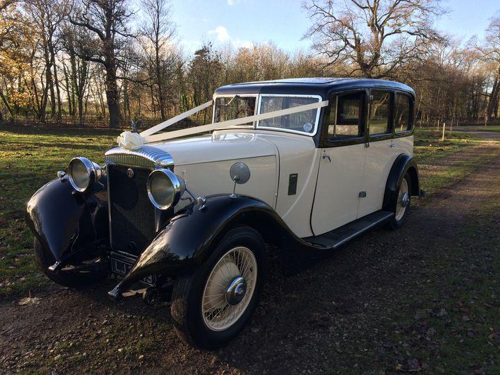 1928 Daimler Limousine