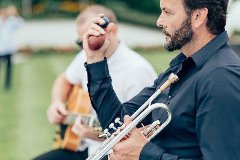 Brian White / Tim Horsfall Duo