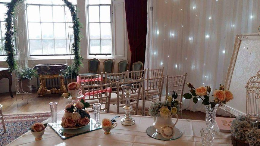 Wedding Ceremony Drawing Room