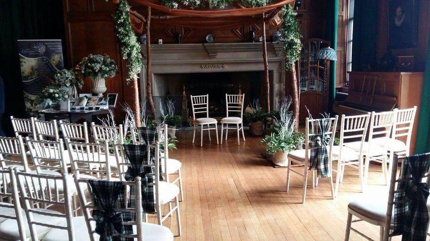 Wedding Ceremony Great Hall