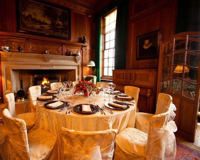 Wedding Breakfast Great Hall
