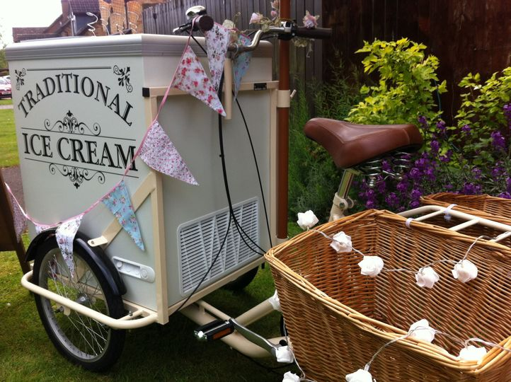 Evelyn The Ice Cream Bicycle