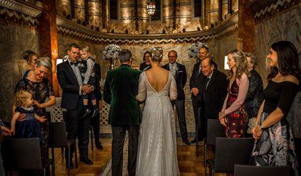 Helen & Dale's wedding