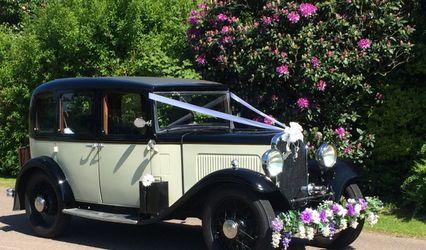Love Vintage - The little wedding car Co