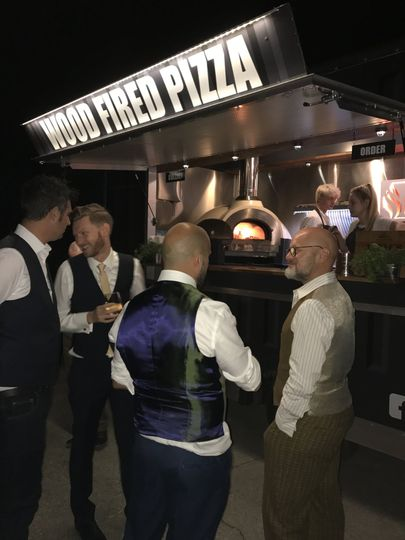 Amber's Wood Fired Kitchen